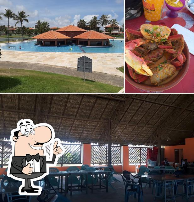 Look at this photo of AquaVille Restaurante