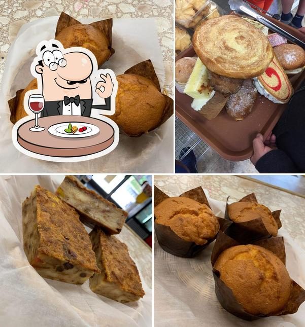 Meals at EL PANECITO BAKERY
