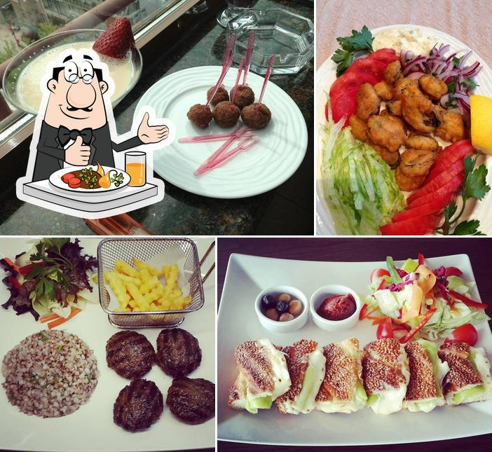 Meals at Teras public house