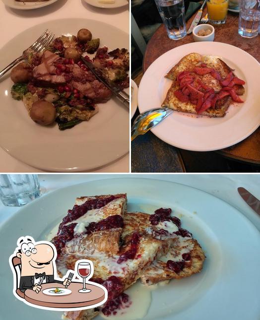 Food at Zuni Café