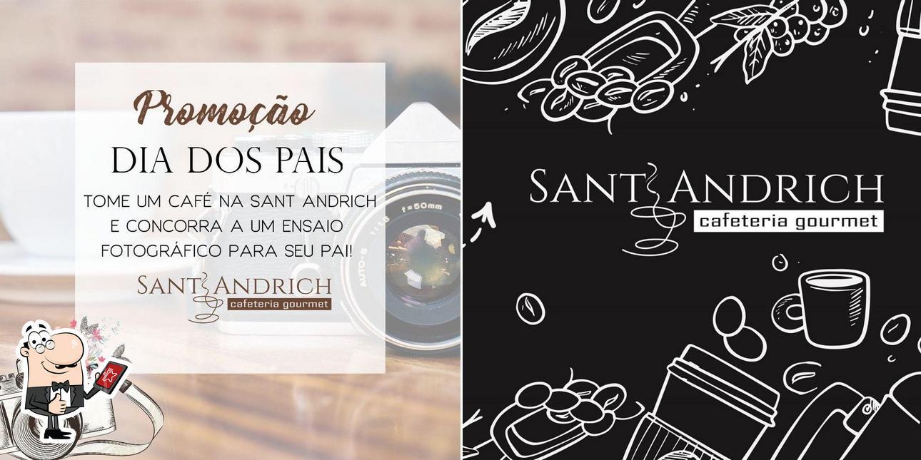 """Это изображение ресторана """"Sant' Andrich"""""""