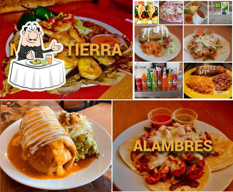 Meals at Brothers Taqueria