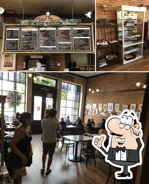 Mira cómo es Old Town Coffee & Chocolates por dentro