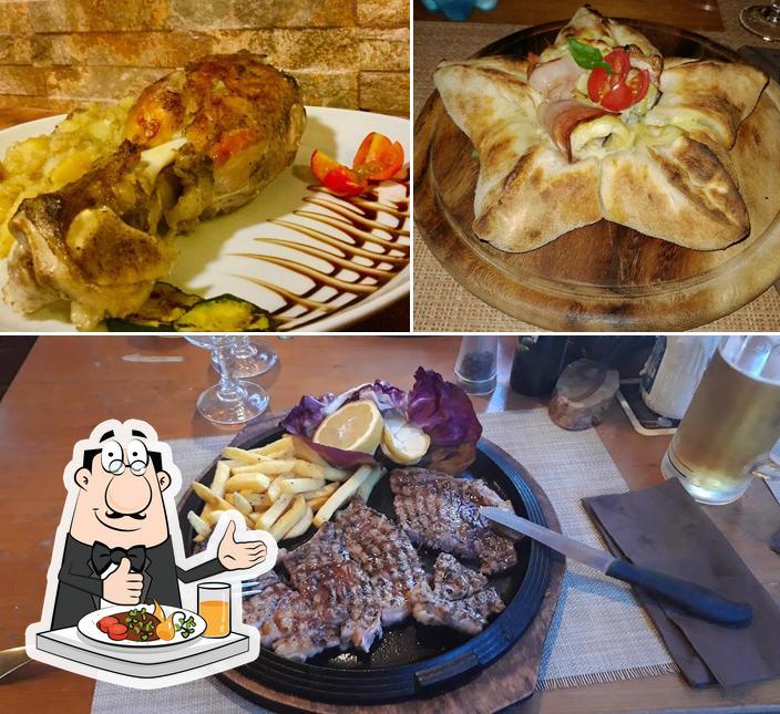 Platti al Pizzeria Birreria - Palantica