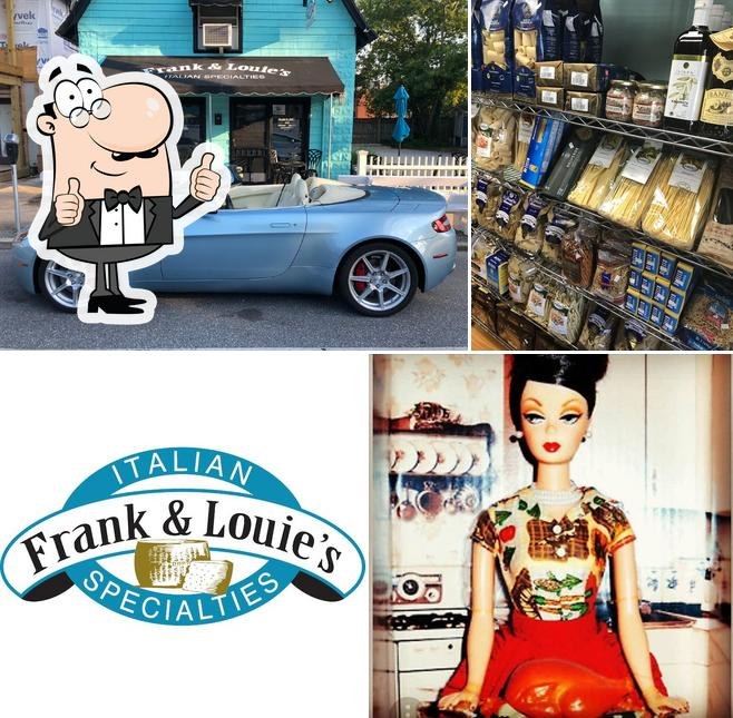 See this picture of Frank & Louie's Italian Specialties