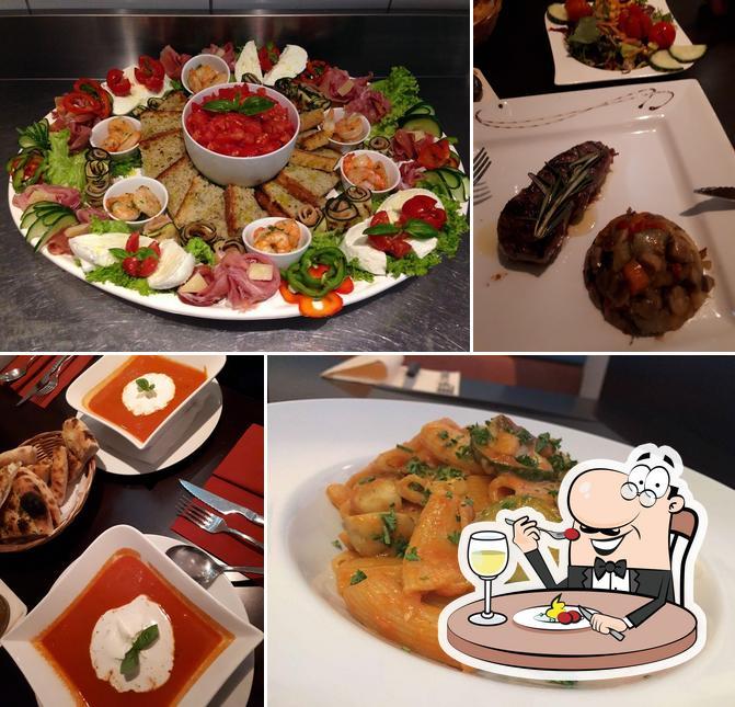 """Еда в """"Pizzeria Vesuvio"""""""