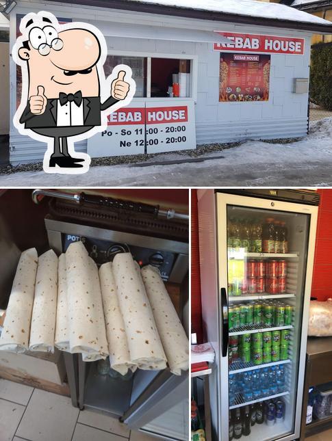 Here's an image of Bonema Kebab house