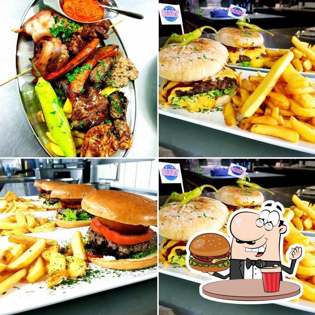 Get a burger at Ochsen - Wirtshaus am Markt