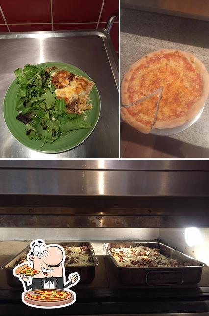 """Попробуйте пиццу в """"Le repère"""""""