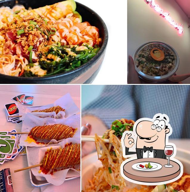 Food at kimchipapi kitchen