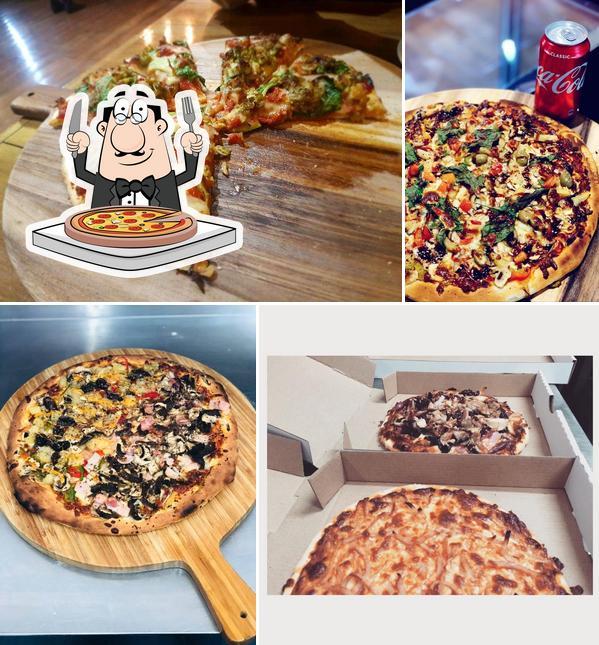 "Отведайте пиццу в ""Pancho's Pizza & Pasta"""