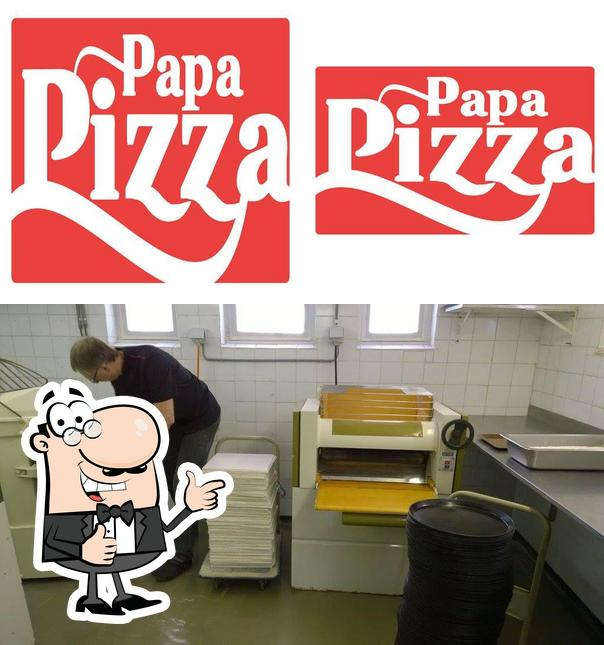Here's a picture of PapaPizza & Burger