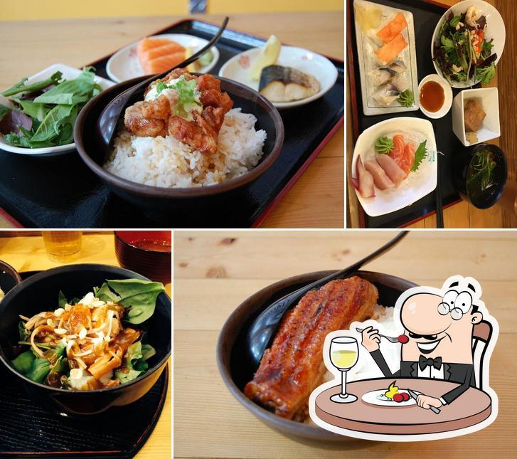 Food at Gyo-o