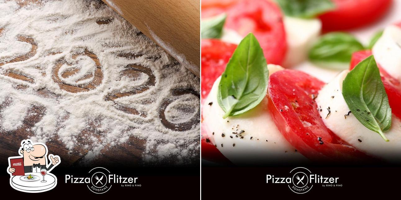 Gerichte im Pizza Flitzer
