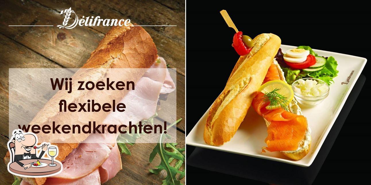 Meals at Délifrance