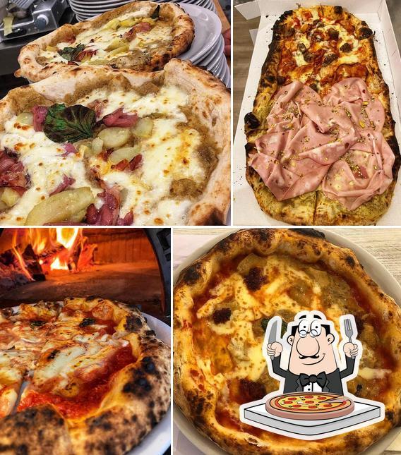 Try out pizza at Stonehenge Pizzeria Napoletana