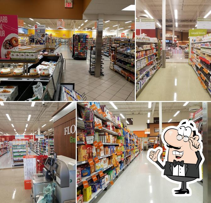 The interior of Zehrs
