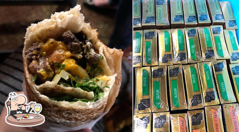 Comida en Yalla Yalla Bar