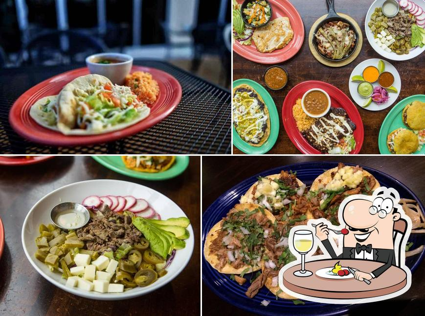 Meals at Don Mario Mexican Restaurant