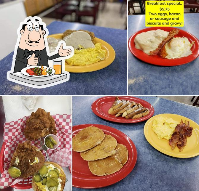 Meals at Chubby's Deli