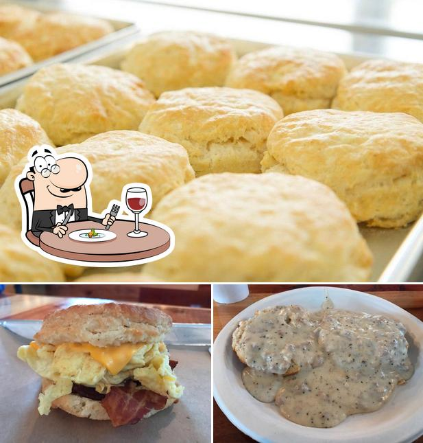 Food at Scratch Biscuit Company