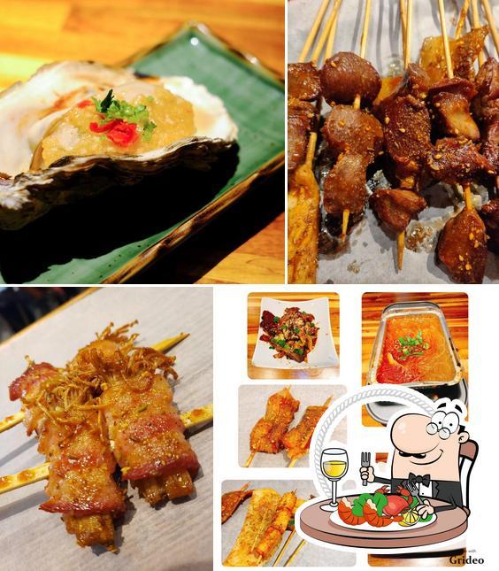 Get seafood at Chuan Kee
