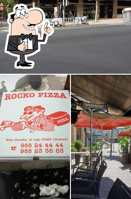 Vea esta imagen de Rocko Pizza