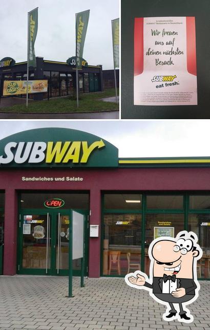 Voici une image de Subway