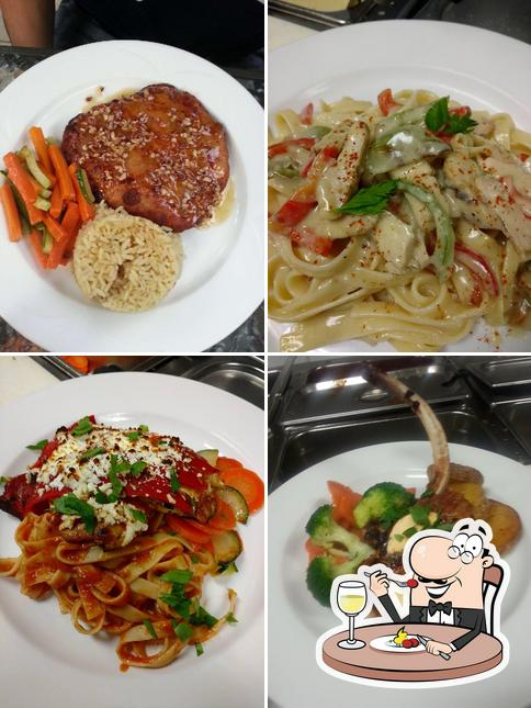 Food at ROMERO'S RESTAURANT