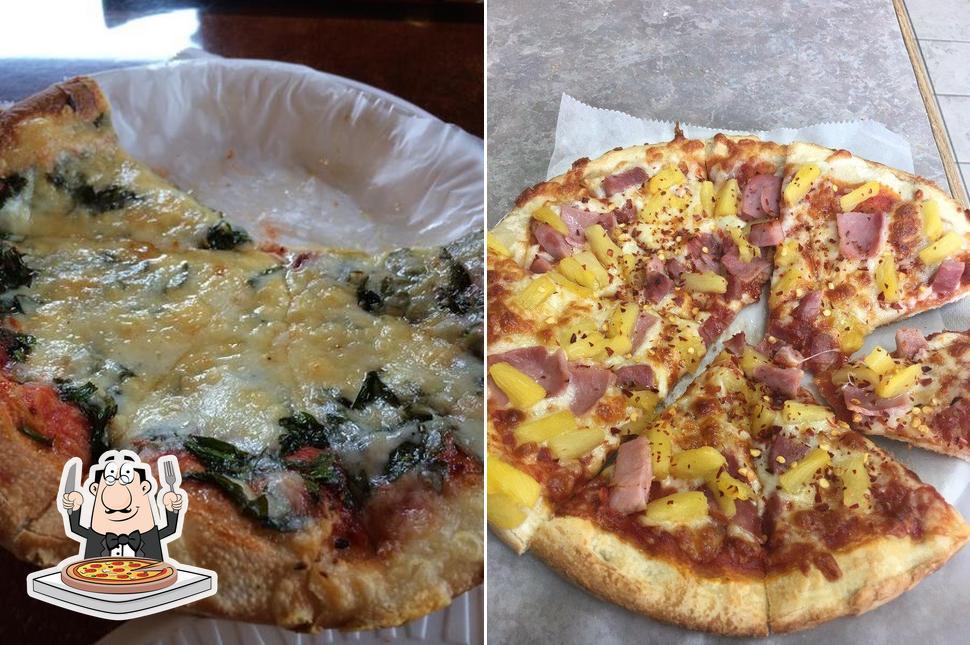 Disfruta de sus diferentes modelos de pizza