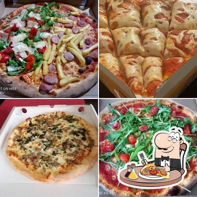 Bei pizze e delizie könnt ihr Pizza probieren