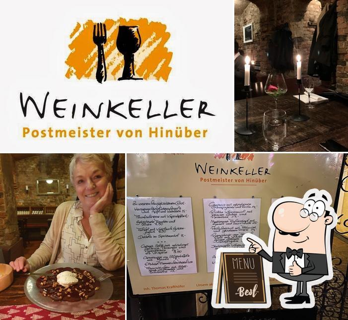See the picture of Der Weinkeller Postmeister von Hinüber