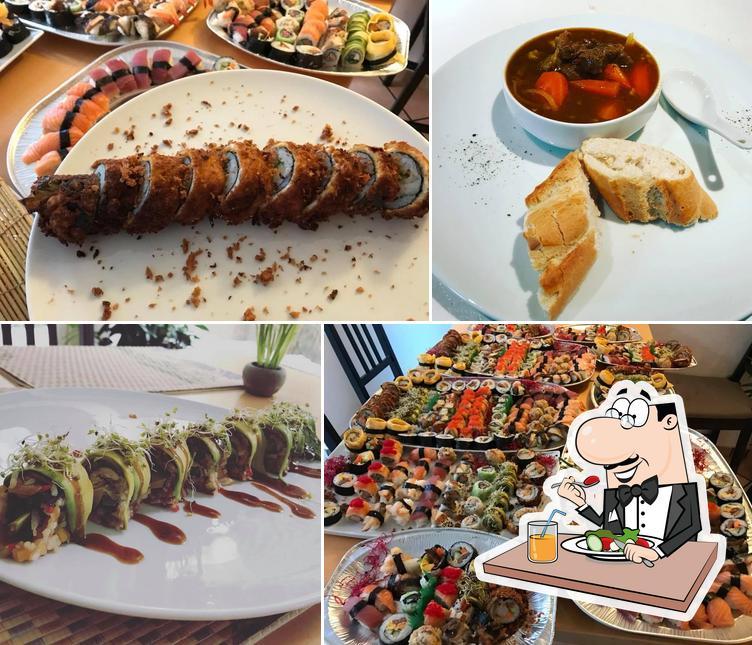 Comida en Chi Asia Spezialitäten