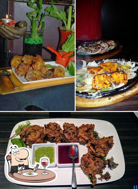 Meals at Diwa Classic Indian Cuisine