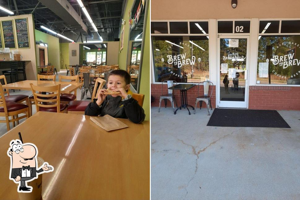 Check out how Brew to Brew looks inside