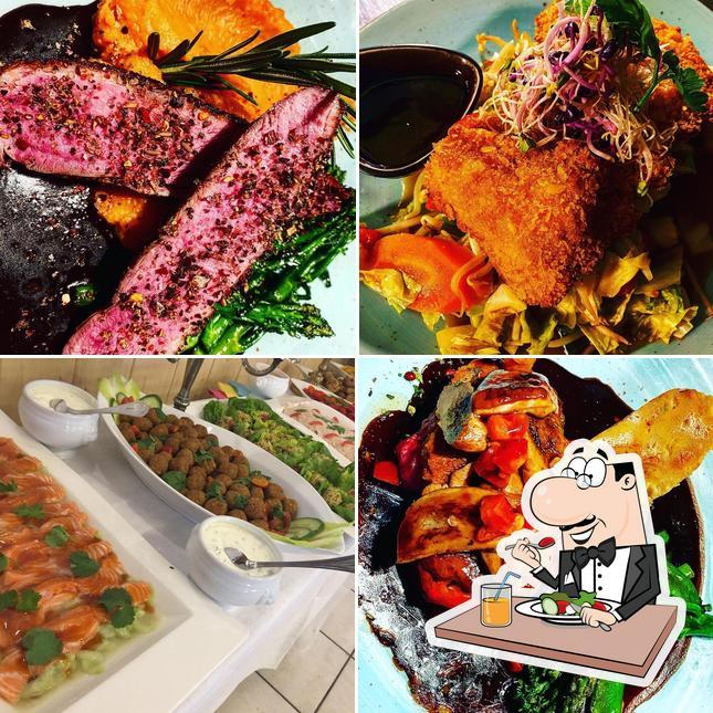 Meals at ARENA Restaurant