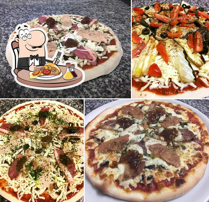 Commandez des pizzas à SPIANATA PIZZA