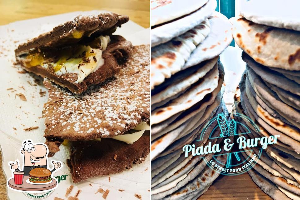 Die Burger von Piada & Burger in einer Vielzahl an Geschmacksrichtungen werden euch sicherlich schmecken