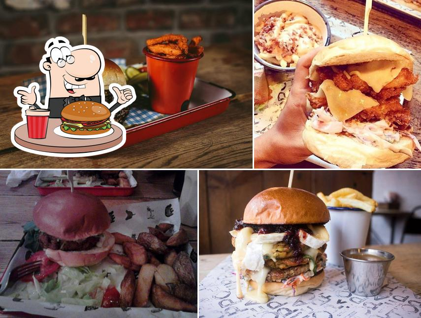 Fat Hippo's burgers will cater to satisfy a variety of tastes