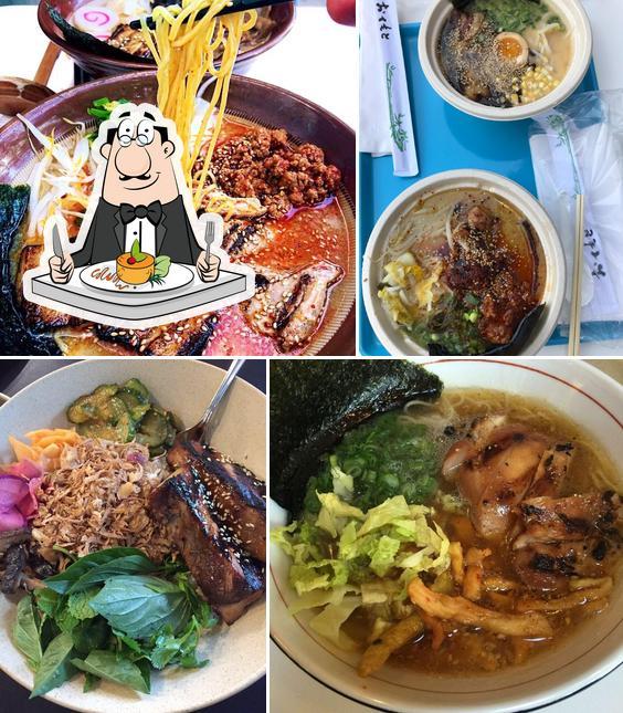 Meals at Little Big Diner