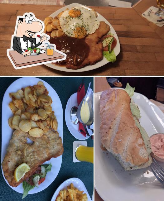 Essen im Up'n Swutsch