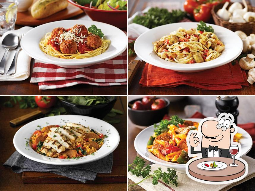 Meals at East Side Mario's