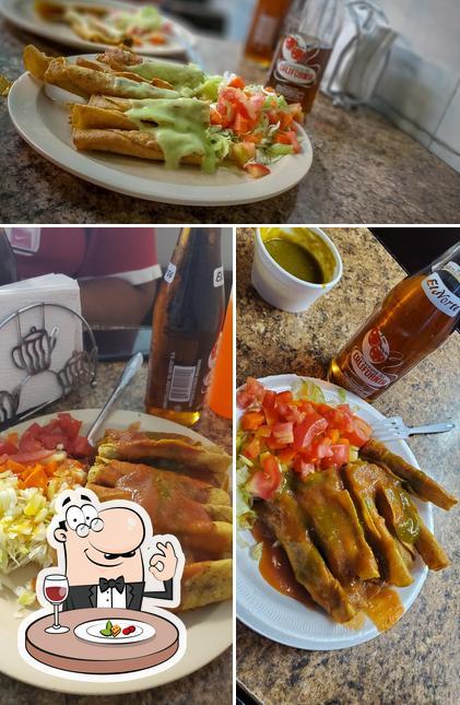 Food at La Pila