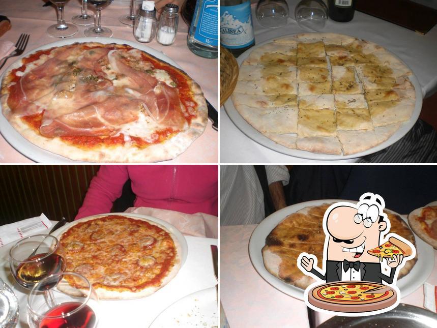 Bestellt eine Pizza bei I Violi