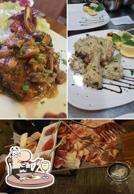 Platos en Meating
