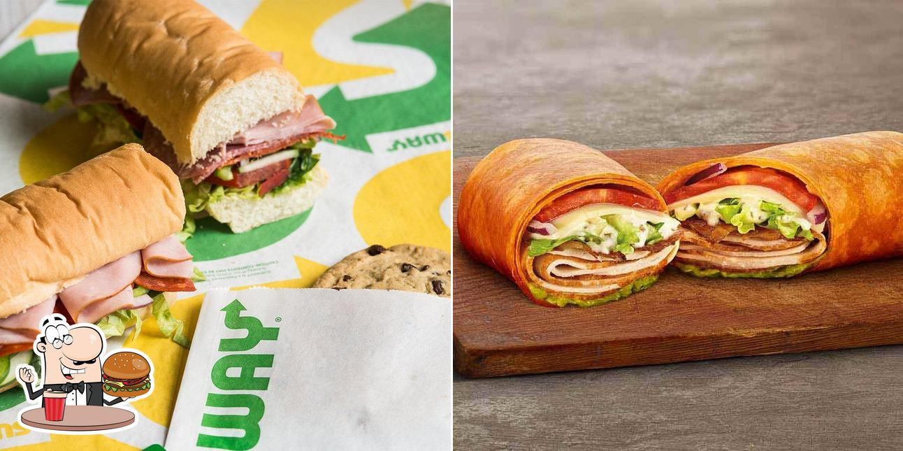SUBWAY's burgers will cater to satisfy different tastes