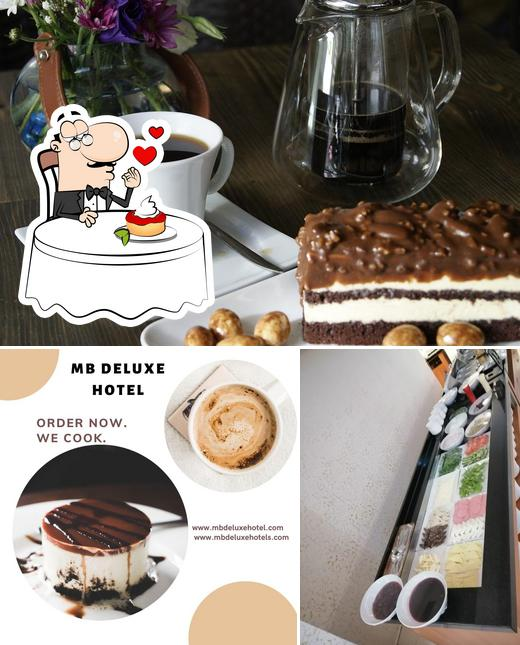 MBDELUXEHOTEL offers a range of desserts