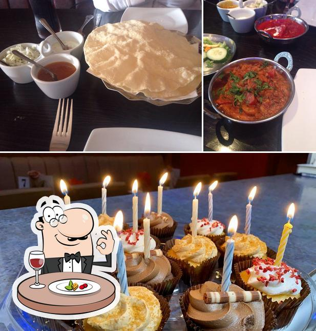 Food at Taste of Asia