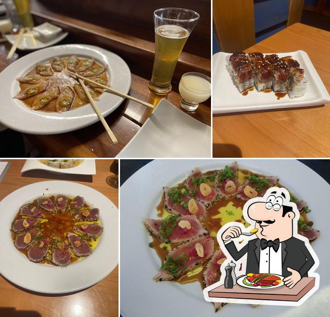 Meals at Nick-San