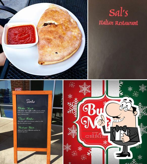 Look at the pic of Sal's italian restaurant